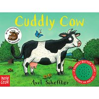Cuddly Cow Childrens Book