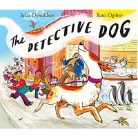 The Detective Dog Childrens Book