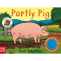 Portly Pig Childrens Book