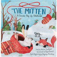 The Mitten - A Classic Pop-Up Folktale Chidren's Book