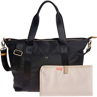 JEM + BEA Lola Tote Changing Bag, Black
