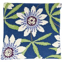 Cleopatra's Needle Passion Flower Herb Pillow Tapestry Kit, Multi
