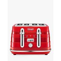 Buy De'Longhi Avvolta 4-Slice Toaster - John Lewis & Partners