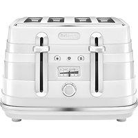 DeLonghi Avvolta 4-Slice Toaster