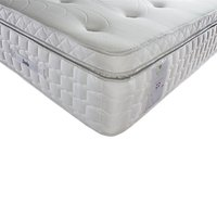 Sealy Activ Geltex 2800 Box Top Pocket Spring Mattress, Medium, Double