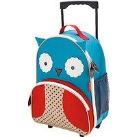Skip Hop Zoo Owl Luggage Bag