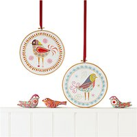 Nancy Nicholson Birdie One Embroidery Kit