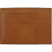 John Lewis Made in Italy Leather Card Holder