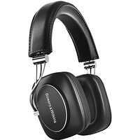 Bowers & Wilkins P7 Wireless Over Ear Headphones with Mic/Remote, Black