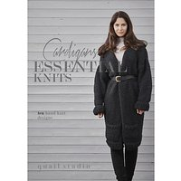Rowan Essential Cardigans Knitting Pattern Book