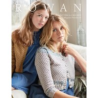Rowan Issue 60 Knitting Pattern Magazine