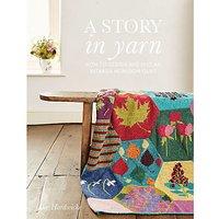 Rowan A Story In Yarn Knitting Book by Dee Hardwicke