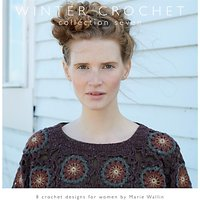 Rowan Winter Crochet Collection 7 Pattern Book by Marie Wallin