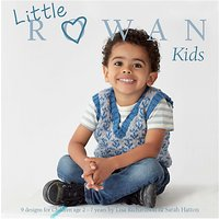 Rowan Little Rowan Kids Knitting Pattern Book by Lisa Richardson and Sarah Hatton