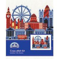DMC Creative London City Cross Stitch Kit