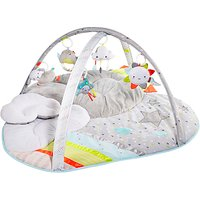 Skip Hop Silver Lining Cloud Gym Activity Mat