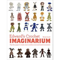 Pavillion Books Toft Edward's Crochet Imaginarium Book by Kerry Lord