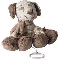Nattou Musical Max The Dog Soft Toy