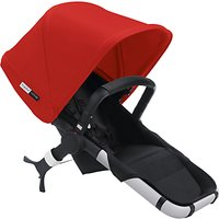 Bugaboo Runner Pushchair Seat with Red Canopy