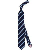 Thomas Pink Sudbury Stripe Silk Tie