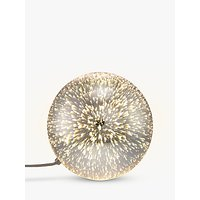 John Lewis & Partners Oberon Holographic Table Light, Multi
