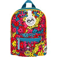 Babymel Zip & Zoe Mini Backpack, Reins and Safety Harness, Floral Brights