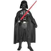 Star Wars Darth Vader Deluxe Childrens Costume, 5-6 years