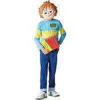 Horrid Henry Children's Costume, 5-6 years