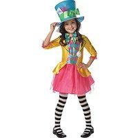 Mad Hatter Children's Costume, 5-6 years
