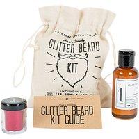 Mens Society Glitter Beard Kit