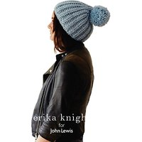 Erika Knight for John Lewis Headband and Pom Pom Knitting Pattern