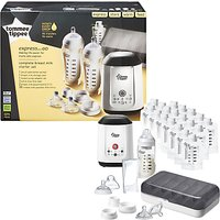 Tommee Tippee Express & Go Complete Starter Set
