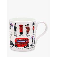 McLaggan Smith London Beefeater Mug, 300ml