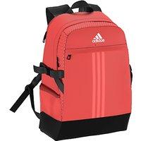Adidas Power III Medium Sports Backpack, Coral