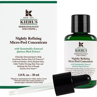 Kiehls Nightly Refining Micro-Peel Concentrate, 30ml