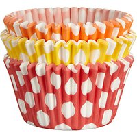John Lewis Spot Cupcake Cases, Pack of 75