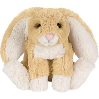 Jellycat Bashful Bunny Soft Toy, Brown