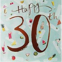Cardmix 30th Birthday Card