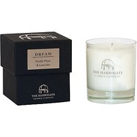 The Harrogate Candle Company Dream Candle - Vanilla, Musk & Lavender