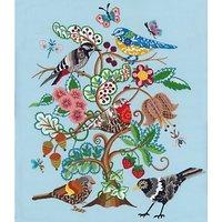 Nicola Jarvis Loveday Epic Crewel Work Embroidery Kit