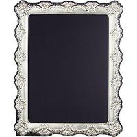 Carrs Vintage Sterling Silver Frame, 8 x 6