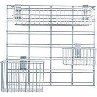 Walltech Storage Kitchen Basket System