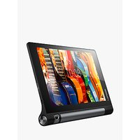 Lenovo Yoga TAB3 10, Qualcomm APQ8009, Android, Wi-Fi, 2GB RAM, 16GB, 10.1 HD, Black