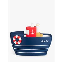 John Lewis Tug Boat Storage Container