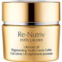 Est ©e Lauder Re-Nutriv Ultimate Lift Regenerating Youth Creme Gel ©e, 50ml