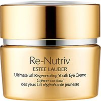 Este Lauder Re-Nutriv Ultimate Lift Regenerating Youth Eye Creme, 15ml
