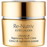 Este Lauder Re-Nutriv Ultimate Lift Regenerating Youth Creme, 50ml