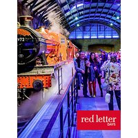 Red Letter Days Harry Potter Tour & Afternoon Tea