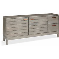 John Lewis & Partners Asha TV Stand Sideboard for TVs up to 60, Grey