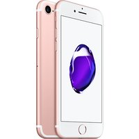 'Apple Iphone 7, Ios 10, 4.7, 4g Lte, Sim Free, 128gb